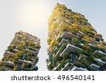 milan  italy   september 27 ...   Shutterstock . vector #496540141