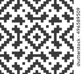 Seamless Knitted Pattern In...