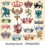 retro set | Shutterstock .eps vector #49660402