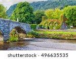 pont fawr  famous medieval...