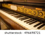 Old Piano Or Harpsichord...