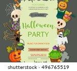 Halloween Banner Template....