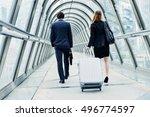 junior executives dynamics in... | Shutterstock . vector #496774597