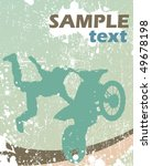 rider vector background  ...   Shutterstock .eps vector #49678198