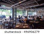 hong kong   october 25  2015 ... | Shutterstock . vector #496906279