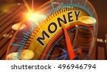 3d illustration  money  capital ... | Shutterstock . vector #496946794