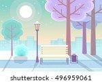 vector illustration of a... | Shutterstock .eps vector #496959061