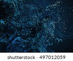 abstract 3d rendering of... | Shutterstock . vector #497012059