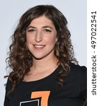 los angeles   sep 09   mayim... | Shutterstock . vector #497022541