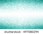 Elegant Teal Turquoise And Aqu...