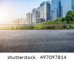 cityscape and skyline of...   Shutterstock . vector #497097814