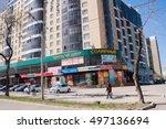 perm  russia   april 30.2016 ... | Shutterstock . vector #497136694
