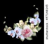 Beautiful Watercolor Backgroun...