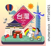 Adorable Taiwan Travel Poster ...