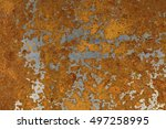 metal background | Shutterstock . vector #497258995