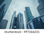 moscow  russia   september 13 ... | Shutterstock . vector #497266231