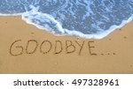 Goodbye  Written In The Sand A...