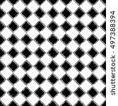 ethnic boho seamless pattern.... | Shutterstock .eps vector #497388394