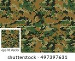 Digital Woodland Camouflage...