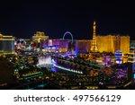 las vegas  usa   july 14  ...   Shutterstock . vector #497566129