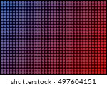 multi colored dots texture | Shutterstock . vector #497604151