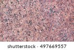 granite texture  red base with... | Shutterstock . vector #497669557
