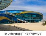 almaty  kazakhstan   october 12 ... | Shutterstock . vector #497789479