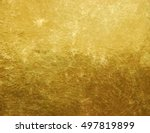 gold background | Shutterstock . vector #497819899