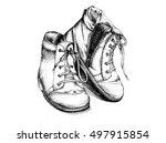 boots  | Shutterstock . vector #497915854