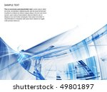 abstract background design | Shutterstock . vector #49801897