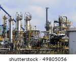 chemical industry | Shutterstock . vector #49805056