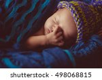 incredible and sweet newborn... | Shutterstock . vector #498068815