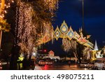 bangkok  thailand   june 10 ... | Shutterstock . vector #498075211