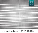 abstract blurry motion lines... | Shutterstock .eps vector #498113185