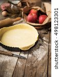 Preparation Of Pie Crust For...