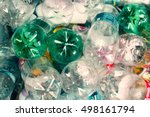 Plastic Bottles Recycle Waste...
