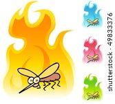 mosquito | Shutterstock .eps vector #49833376