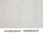gray canvas texture  delicate... | Shutterstock . vector #498385429