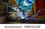 Welder  Craftsman  Erecting...