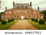 Manor House In Normandie  Rouen ...