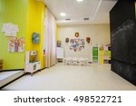 interior of a children room   Shutterstock . vector #498522721