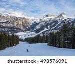 Dolomites Ski Area