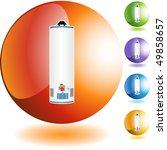 water heater | Shutterstock . vector #49858657