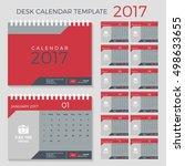Calendar Design 2017 Template...