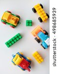 baby toys collection   Shutterstock . vector #498685939
