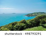 rio de janeiro   sea and island | Shutterstock . vector #498793291