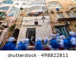 procida  italy   march 25  2016 ...   Shutterstock . vector #498822811