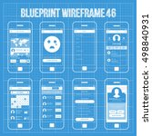 mobile wireframe app ui kit 46.