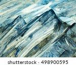 abstract mountain landscape... | Shutterstock . vector #498900595
