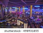 las vegas   oct 05   the...   Shutterstock . vector #498931855